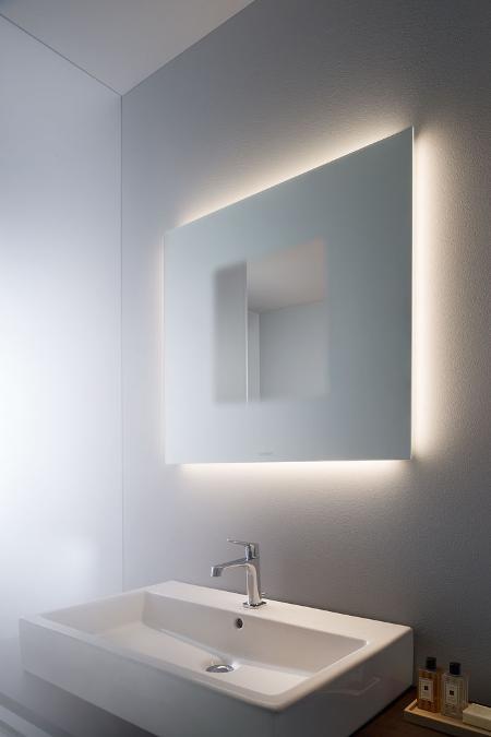 Svítidla A Zrcadla Designová Koupelnová Zrcadla Duravit
